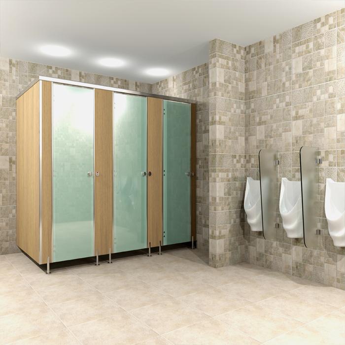 Glass Door Change Room Series Partitions Glass Door Toilet Cubicles Washroom Cubicles Glass Door Restroom Cubicles & Toilet Cubicles Washroom Cubicle Bathroom Partition Toilet ...