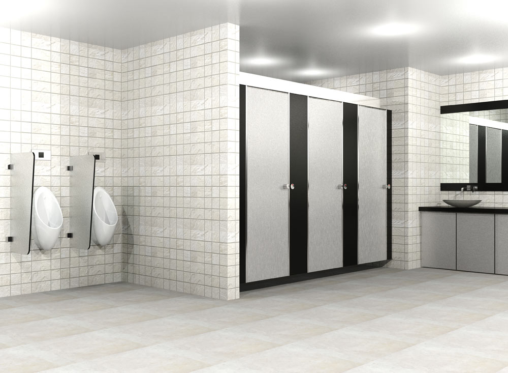 Toilet Cubicle By Toilet Cubicle India Washroom Cubicle Bathroom - Bathroom partition design