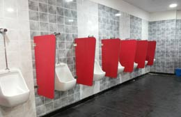 Urinal Toilet Partitions