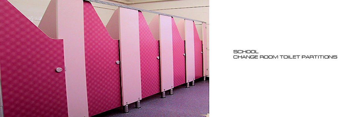 Toilet Cubicle Manufacturer, School Toilet Cubicles, Club Toilet Cubicles, Nursery Toilet Cubicles, Designer Washroom Cubicle, Designer Changeroom Cubicle, Toilet Partitions, Washroom Panel System